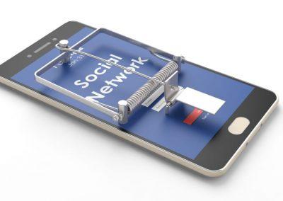 Etes-vous contrôlés par les réseaux sociaux ?