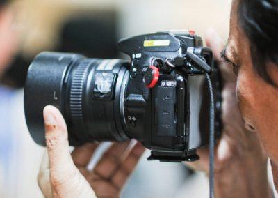 La caméra qui rend (vos vidéos) belle(s)