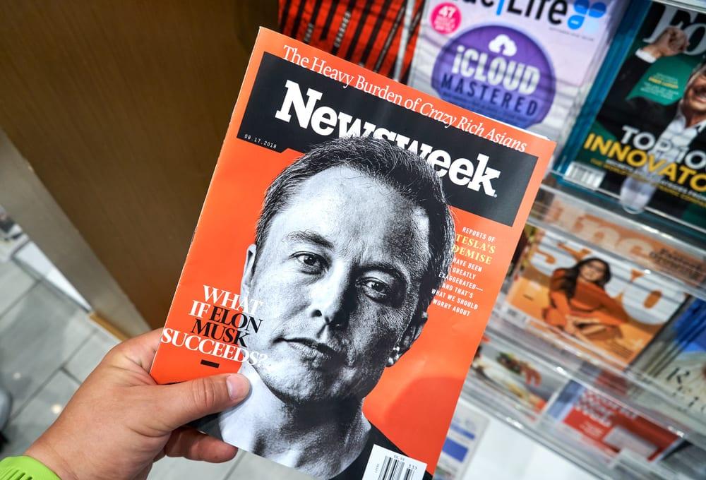Elon Musk CEO génie vendeur de lance flammes …