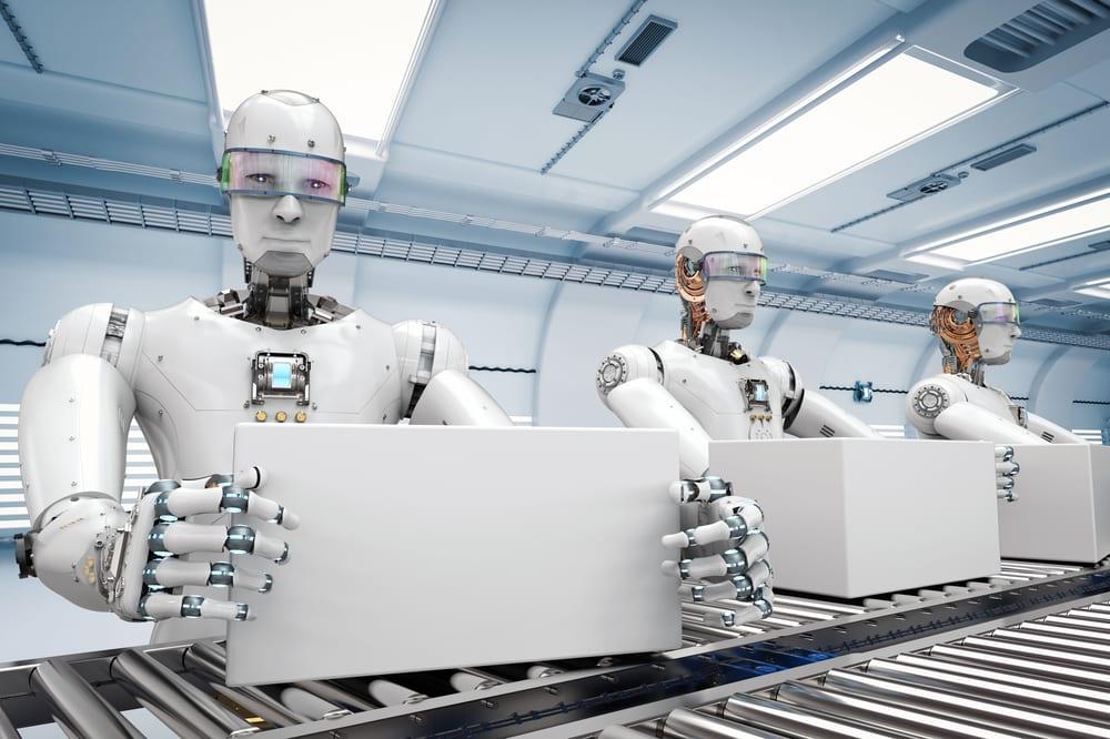 Les robots, déjà plus actifs que vous ?