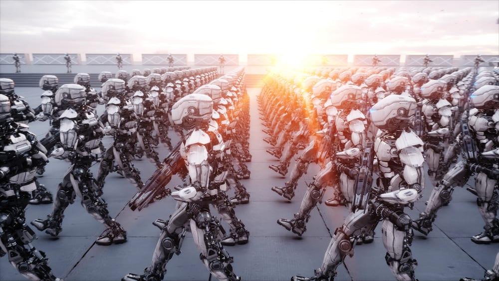 Boston Dynamics, les robots savent maintenant ouvrir les portes ! ????