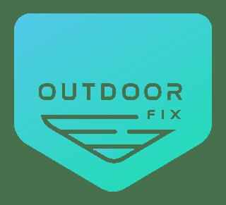 Logo degrade badge mini